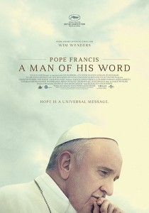 Pope Francis - A Man of his Word, Wim Wenders