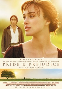 Pride & Prejudice, Joe Wright