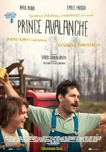 Prince Avalanche, David Gordon Green