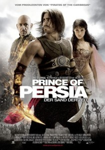 Prince of Persia, Mike Newell