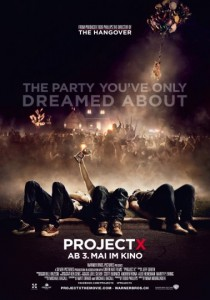Project X, Nima Nourizadeh