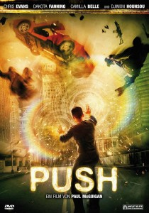 Push, Paul McGuigan