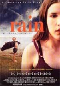 Rain, Christine Jeffs