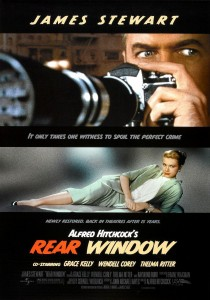 Rear Window, Alfred Hitchcock
