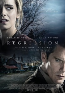 Regression, Alejandro Amenábar