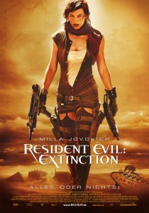 Resident Evil: Extinction, Russell Mulcahy