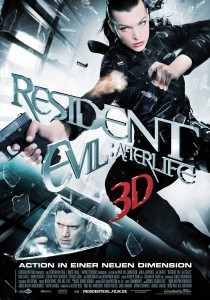 Resident Evil: Afterlife, Paul W.S. Anderson