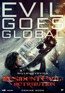 Resident Evil: Retribution, Paul W.S. Anderson