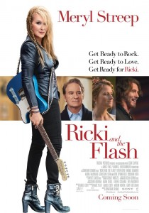 Ricki and the Flash, Jonathan Demme