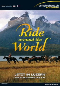 Ride Around the World, Harry Lynch