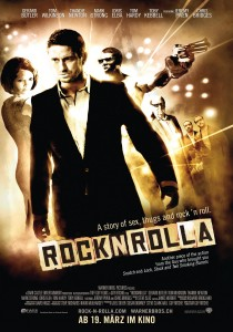 RocknRolla, Guy Ritchie