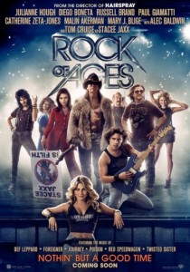 Rock of Ages, Adam Shankman