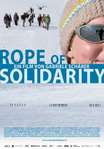 Rope of Solidarity, Gabriele Schärer