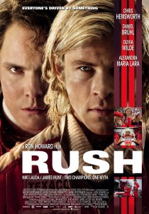 Rush, Ron Howard