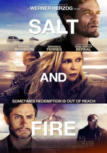 Salt and Fire, Werner Herzog