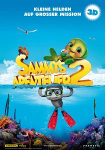 Sammy's Adventures 2 - Escape from Paradise, Ben Stassen