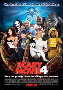 Scary Movie 4, David Zucker