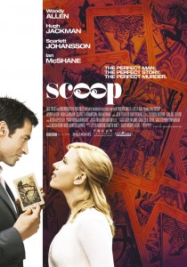 Scoop, Woody Allen