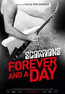 Scorpions - Forever and a Day, Katja von Garnier