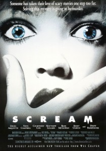 Scream, Wes Craven