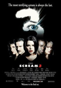 Scream 3, Wes Craven