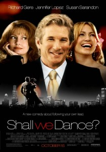 Shall We Dance?, Peter Chelsom