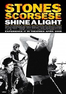Shine a Light, Martin Scorsese