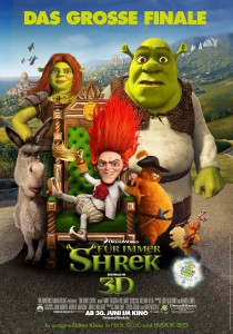 Shrek Forever After, Mike Mitchell