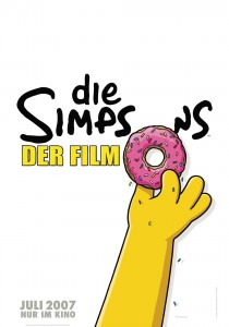 The Simpsons Movie, David Silverman