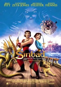 Sinbad: Legend of the Seven Seas, Tim Johnson Patrick Gilmore