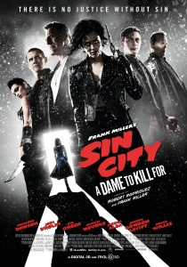 Sin City: A Dame to Kill For, Frank Miller Robert Rodriguez