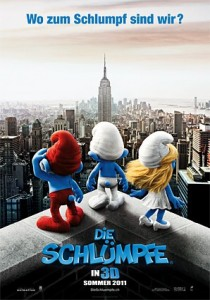 The Smurfs, Raja Gosnell