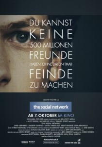 The Social Network, David Fincher