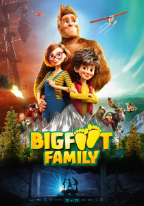 Bigfoot Family, Ben Stassen Jérémie Degruson