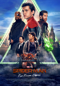 Spider-Man: Far from Home, Jon Watts