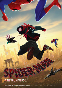 Spider-Man: Into the Spider-Verse, Bob Persichetti Peter Ramsey