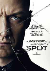 Split, M. Night Shyamalan
