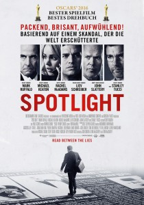 Spotlight, Tom McCarthy