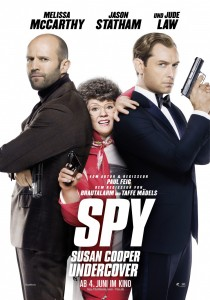 Spy, Paul Feig