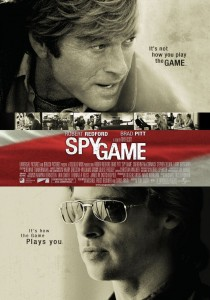 Spy Game, Tony Scott