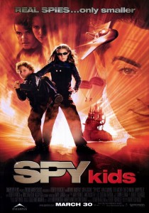 Spy kids, Robert Rodriguez