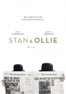 Stan and Ollie, Jon S. Baird
