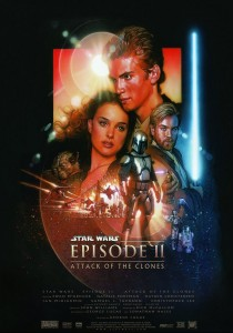 Star Wars: Episode 2: Attack of the Clones, George Lucas