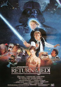Star Wars: Episode 6: Return of the Jedi, Richard Marquand