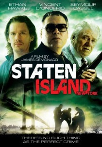 Staten Island, James DeMonaco