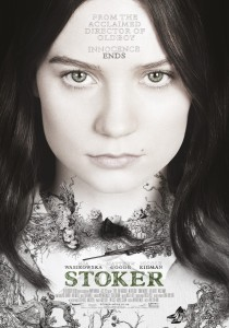 Stoker, Chan-wook Park