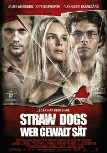 Straw Dogs, Rod Lurie