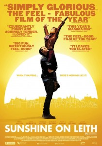 Sunshine on Leith, Dexter Fletcher