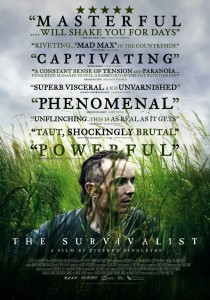 The Survivalist, Stephen Fingleton