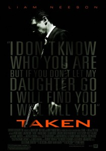 Taken, Pierre Morel